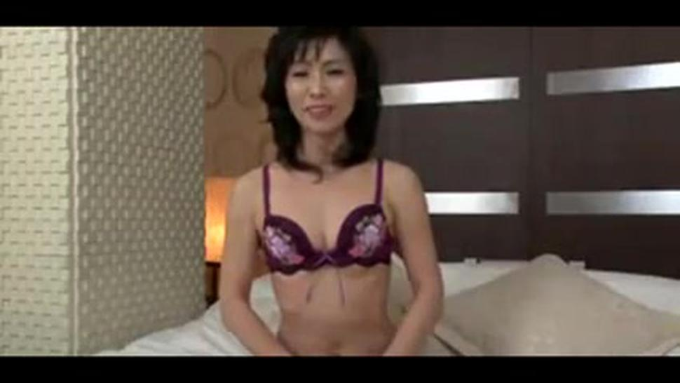 Hairy Sexy Japanese Milf Ready To Fuck