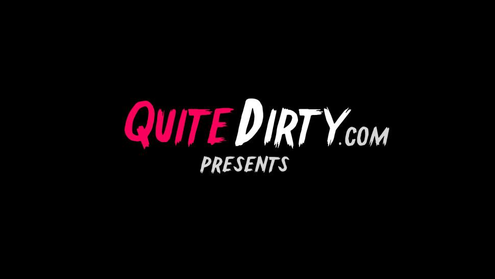 QUITE DIRTY - Naughty Tiffany Watson Shares Cock with BFF Alice March