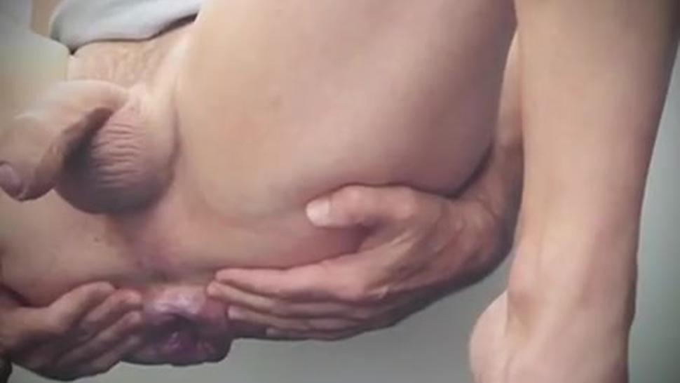 Anal Fingering orgasm
