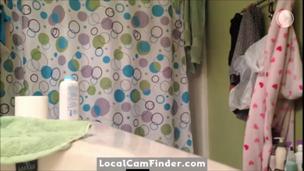 hidden cam shower cuties - Hidden Camera Voyeur Videos