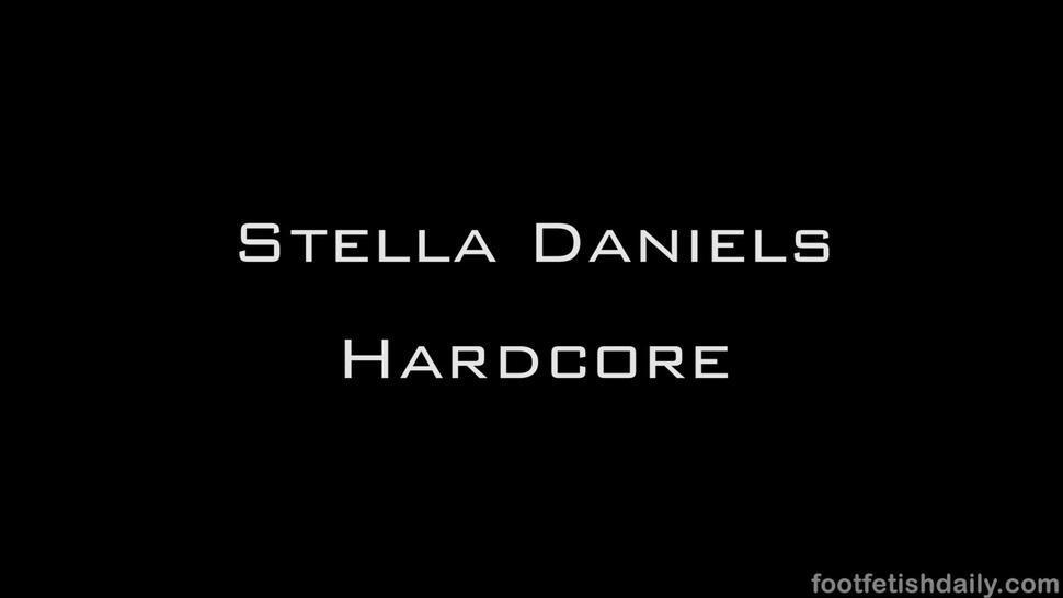 Stella Daniels - Foot Fetish Daily