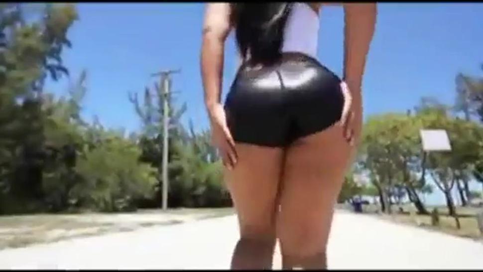 Venezuelan goddess has the best ass