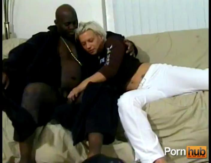 Young Black Poles In Old Ladies Buttholes - Scene 2