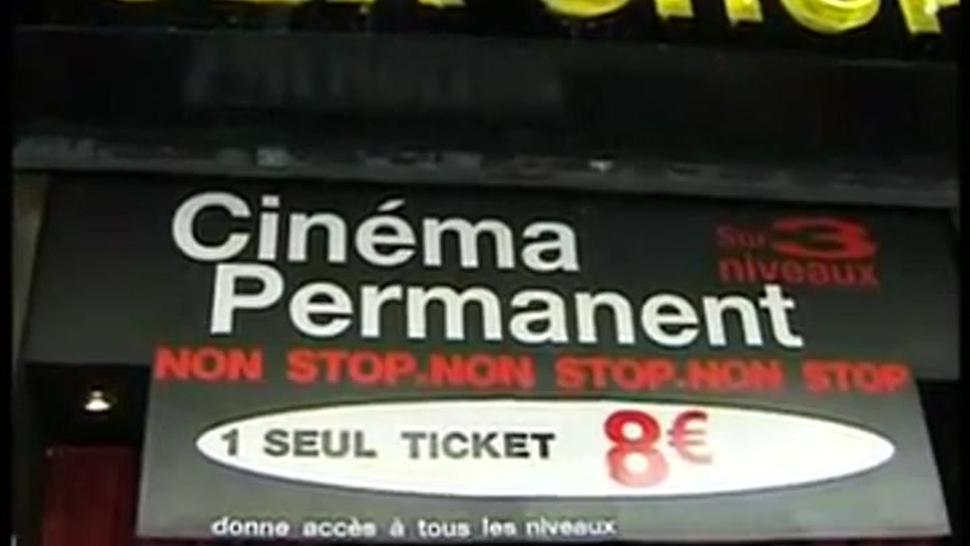 At the porn of cinema