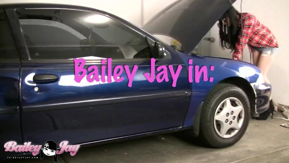 Bailey Jay - From Russia With Car