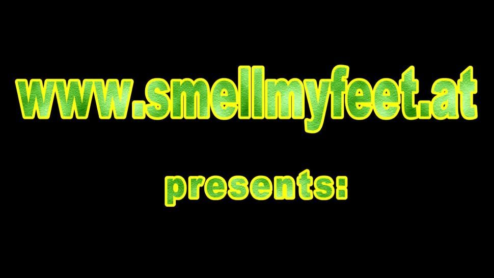 SMELL MY FEET - Smell our feet