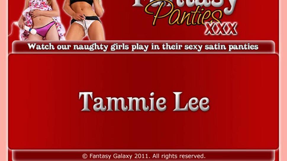 Fetish/feet/panties tammie 01 lee fantasy
