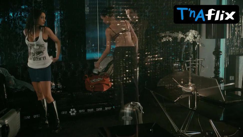 Oana Jidoveanu Underwear Scene  in Born To Raise Hell