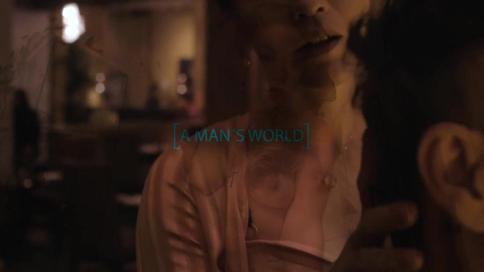 A man´s world  Fetish  Bondage  Sexy  Dominatrix  Cumshot  Gangbang  Role Play  Strap On