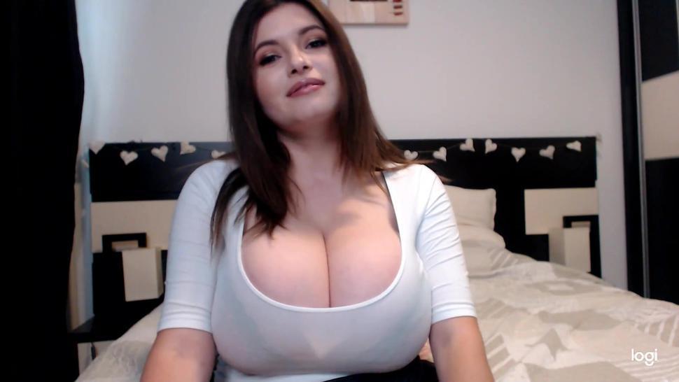Huge Webcam Boobs Joi