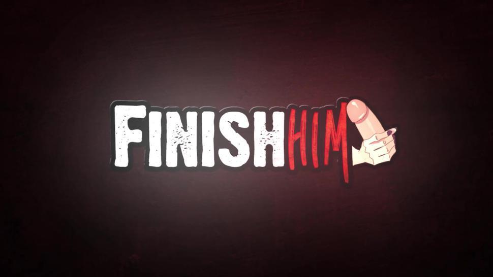 FINISHHIM - Handjob Cumshots Must Watch