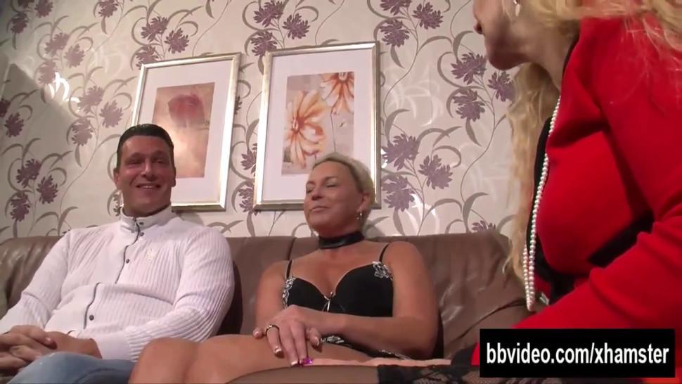 Mature German Couple having fun