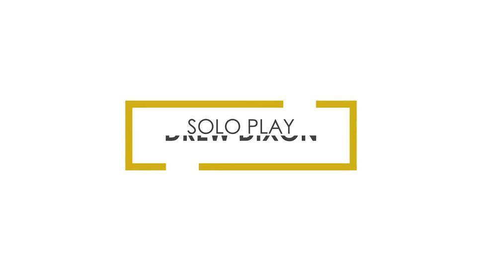 MEN AT PLAY Solo Play (Drew Dixon) MenAtPlay