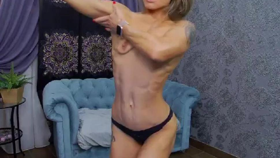 female muscle porn webcam