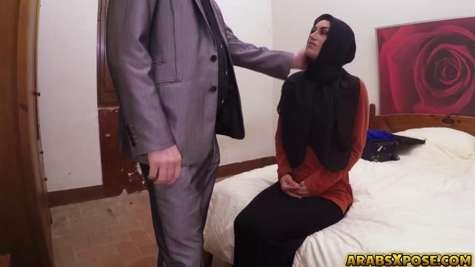 Arab/cock mans sucks hot boss