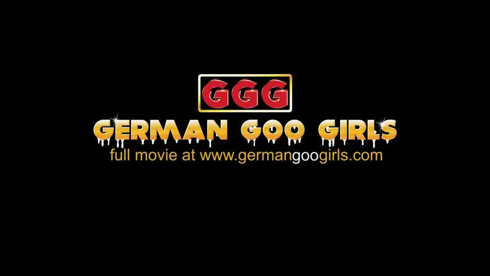 German Goo Girls - Innocent looking girl Charly