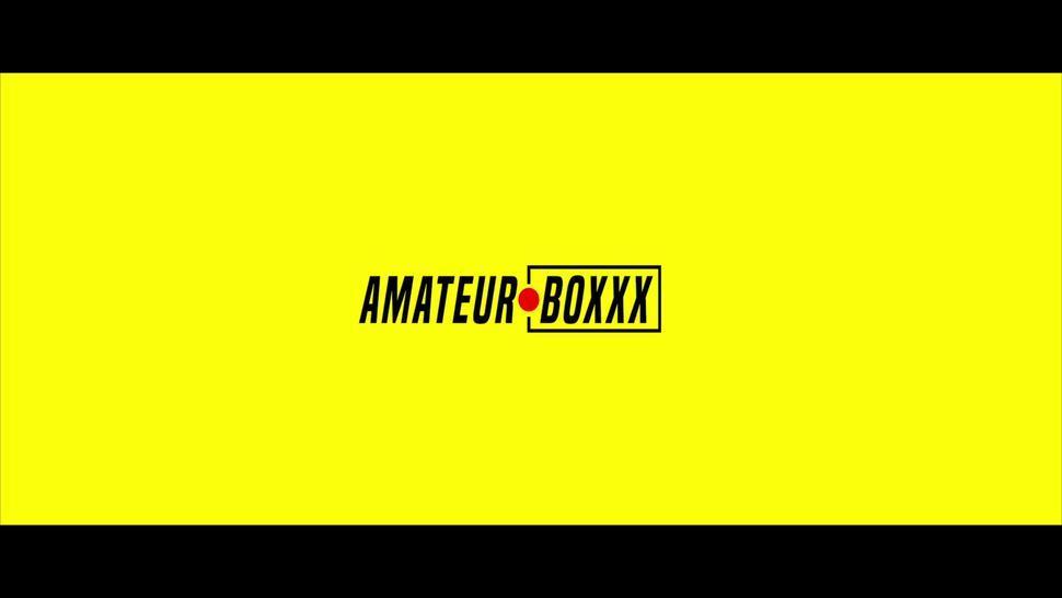 Super Fan Cums In Cheerleader's Panties - Amateur Boxxx