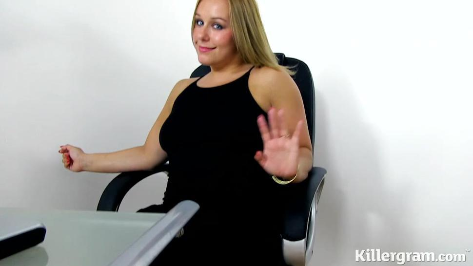 Meeting In The Office - Ashley Rider