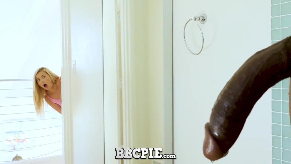 BBCPIE HUGE Black Dick CUMS Numerous Times Inside Sera Ryder