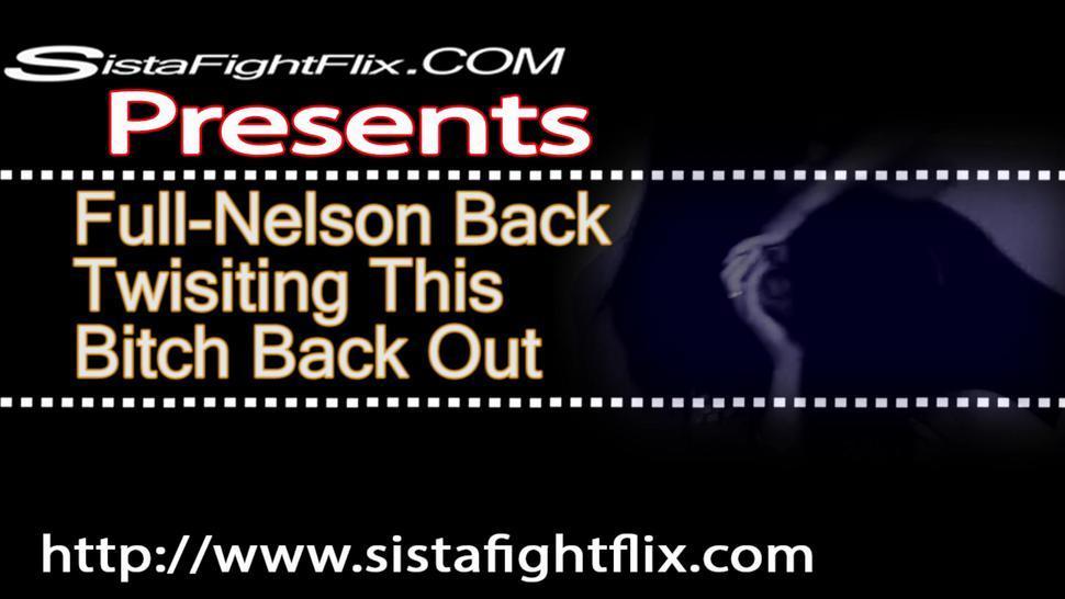 Full Nelson Back Twisting Bearhug Trailer