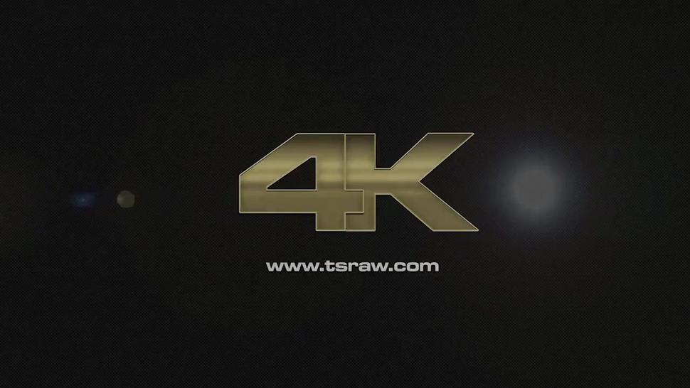 Raw Gangbang by 6 Tgirl All Stars