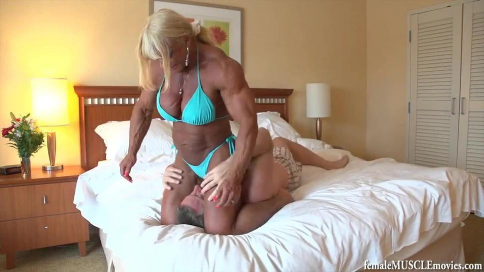 Fbb in control. Worship/dom No nude, still hot