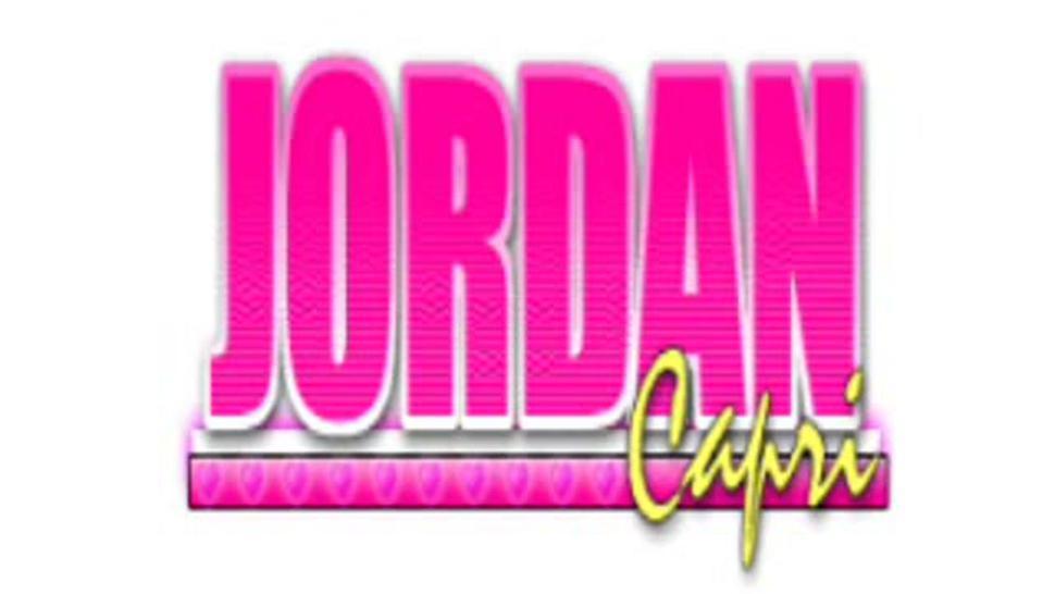 Jordan Capri - Striptease
