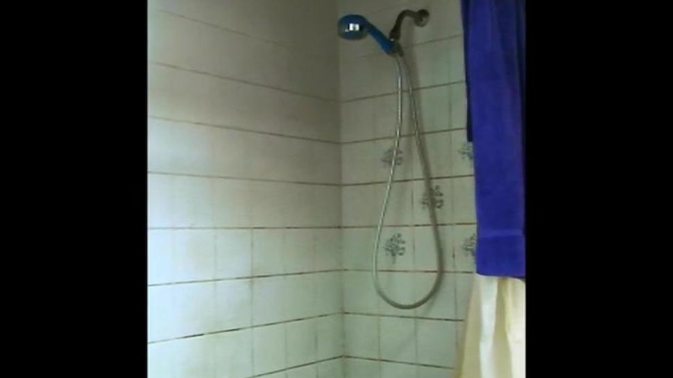 Slut Wife In Shower Her Acc - Carol Lopez