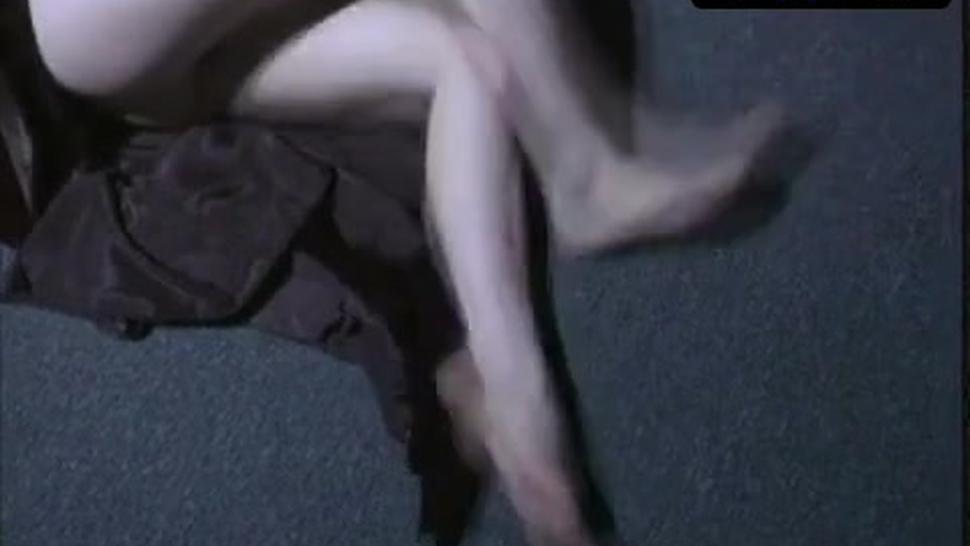 Dita Von Teese Underwear Scene  in Saint Francis