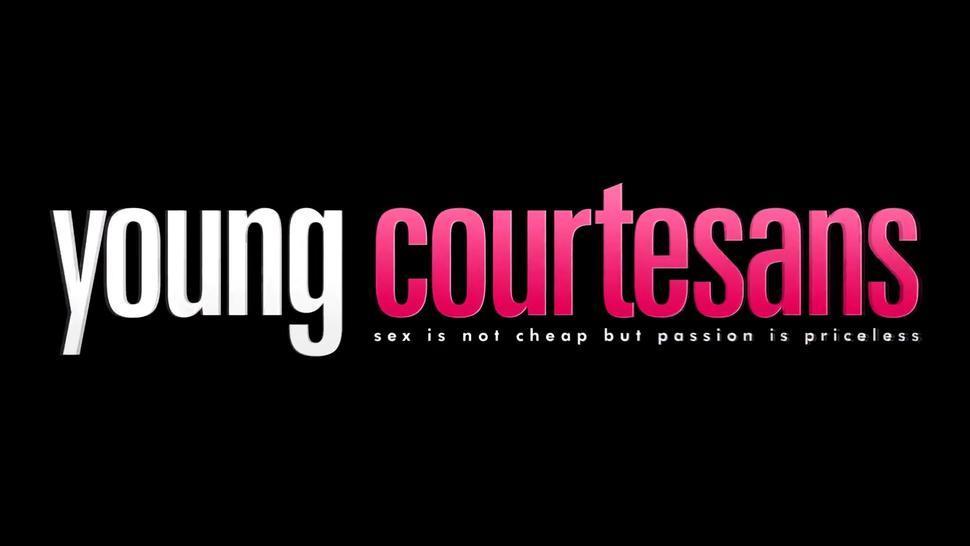 Young Courtesans - A very special gratitude