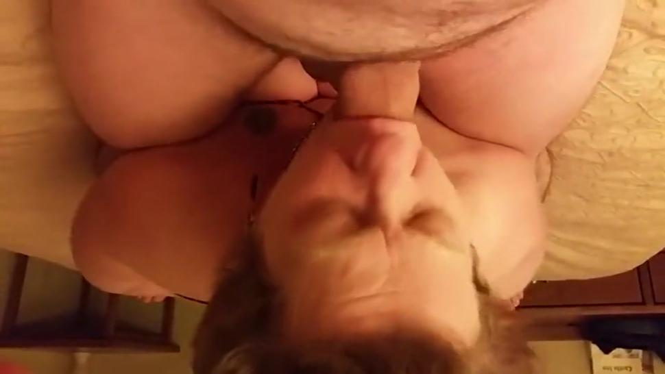 Old Lady Sucking Dick