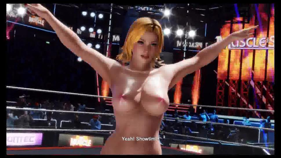 Dead or Alive 6 Nude Mods with Stage Mods