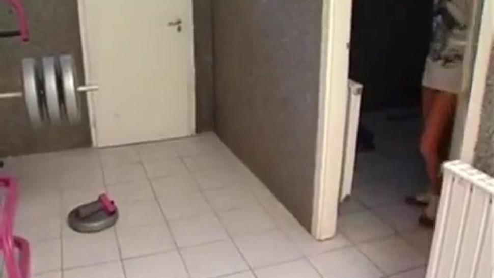 German skinny teen screw