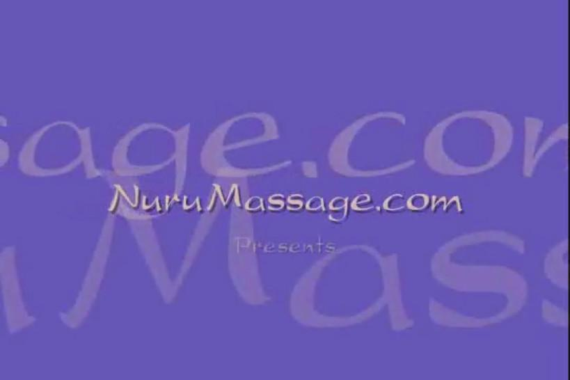 Amazing Japanese Nuru Massage