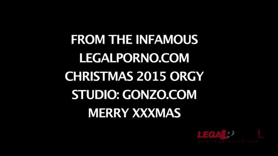 Lp Christmas Orgy 10v10 GangBang DP PMV PART 1 FOR PART 2