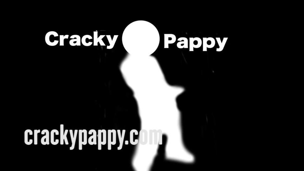 crackypappy takes L with thot i can take cock face