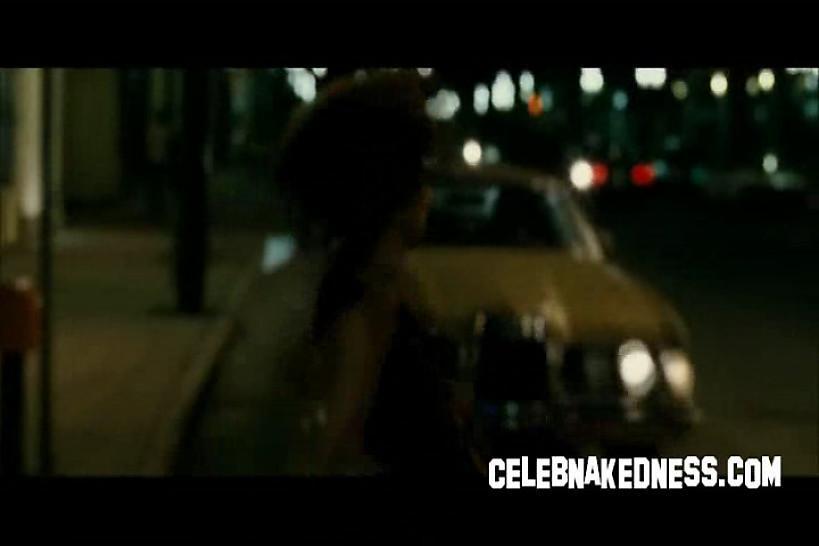 No Sound: Celeb Halle Berry nude with big breasts black ebony