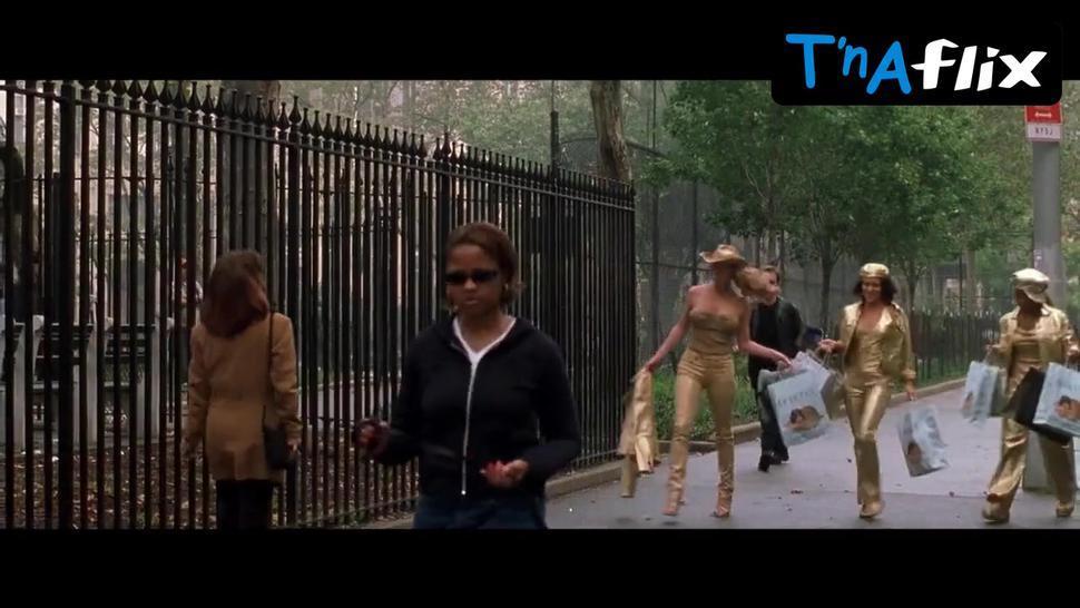 Mariah Carey Sexy Scene  in Glitter
