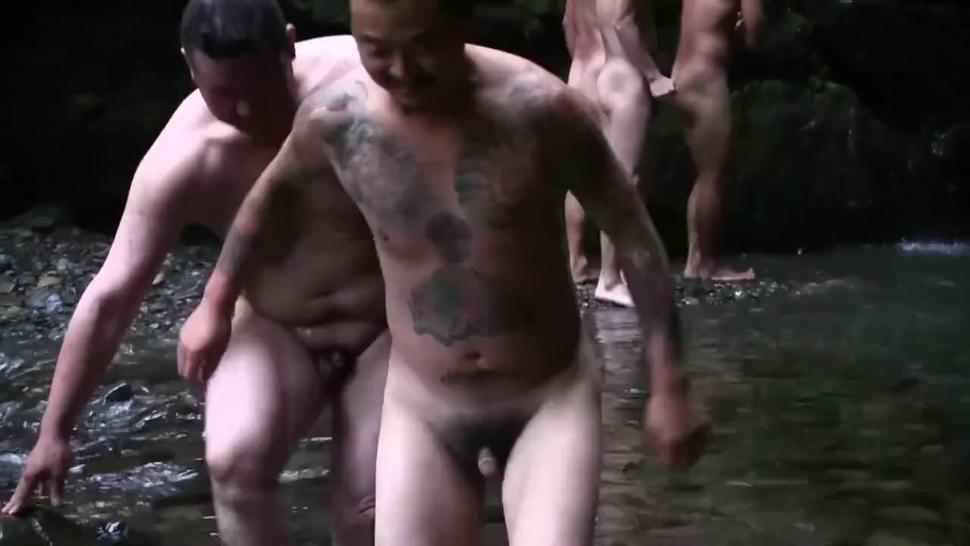 Japanese guy naked festival 2