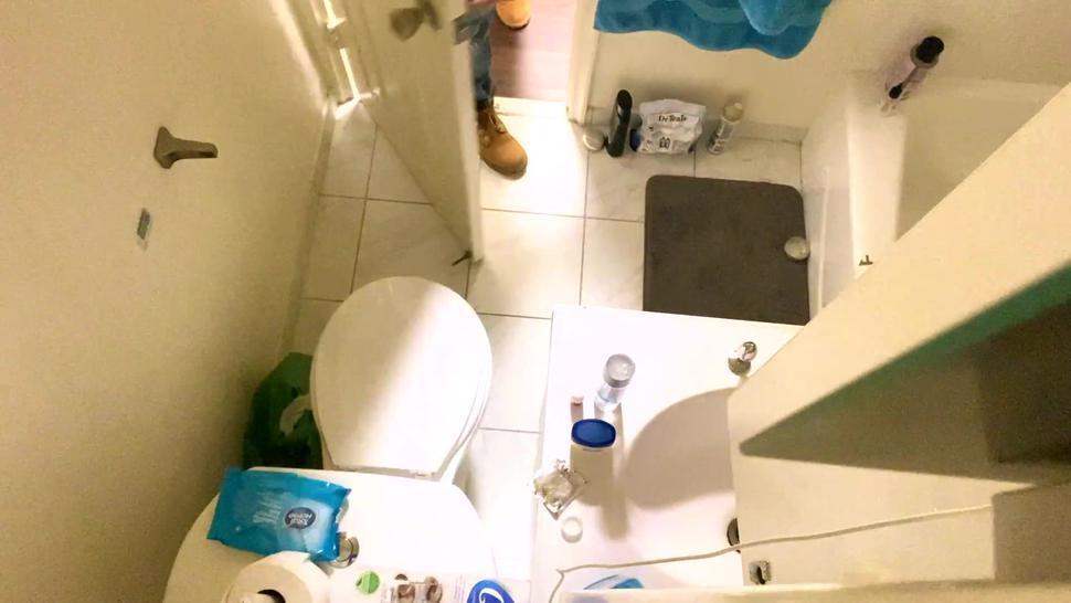 Fake Hidden Camera Reveals This Roommate's Secrets (FTM Trans)