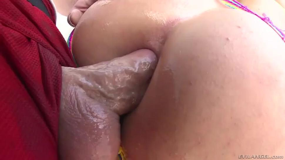 What a beautiful ass