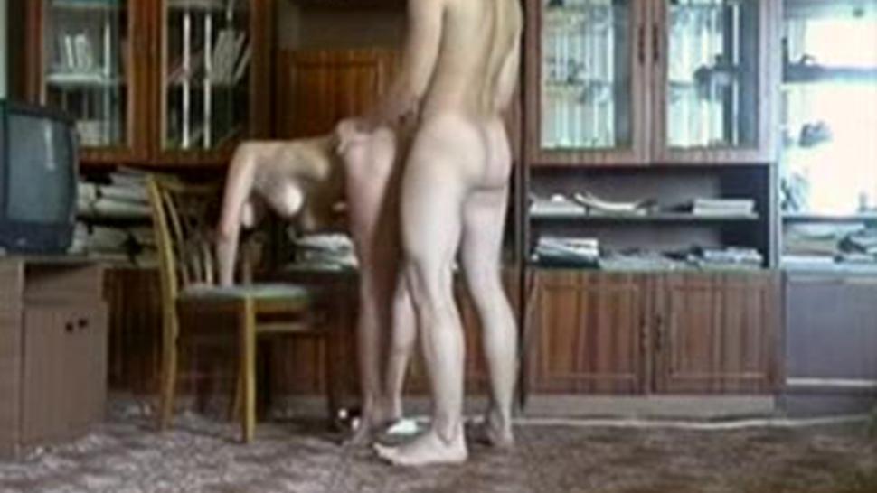 Young Boy Fucks Russian Mature Woman