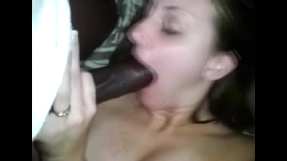 Shake Your Foundations - Amateur Interracial