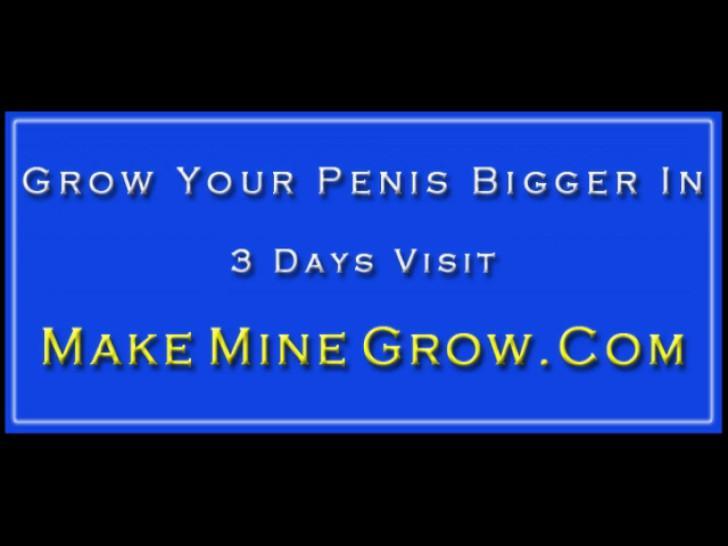 NATURAL PENIS ENLARGEMENT - Hillary Scott - Sexy Hotties Want A Huge Penis