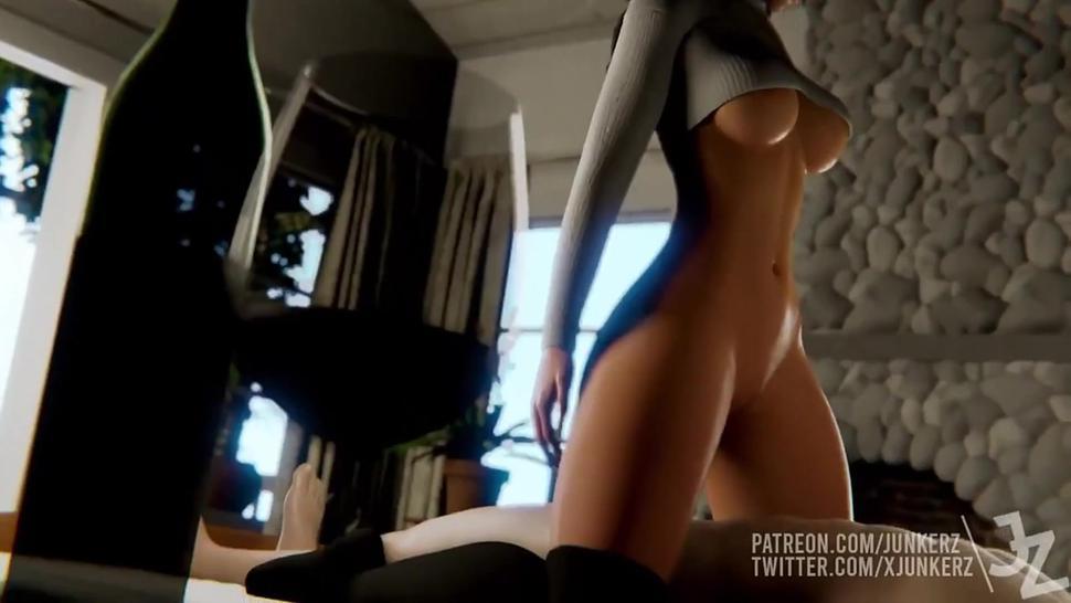 Tomb Raider - Hot Lara Croft - Part 11