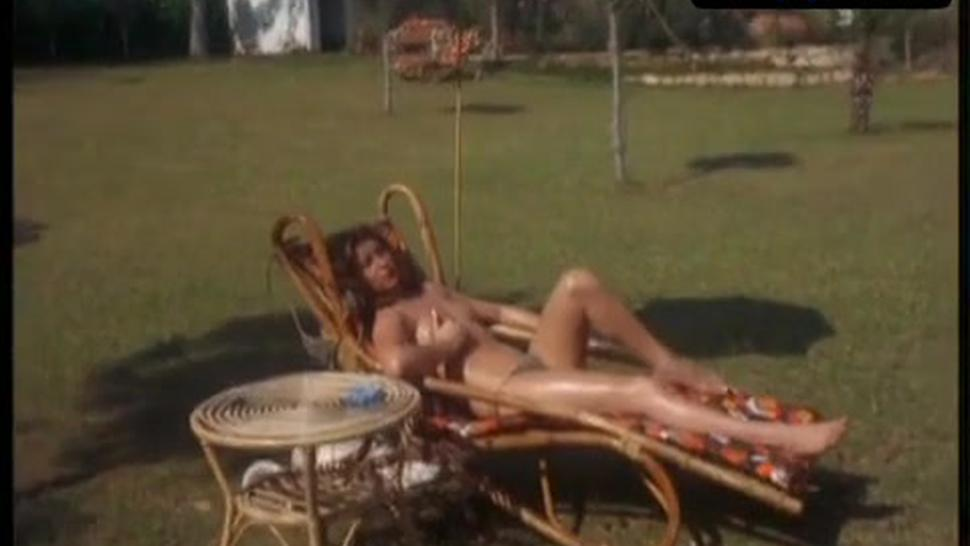 Laura Gemser Breasts Scene  in Emanuelle'S Daughter: Queen Of Sados