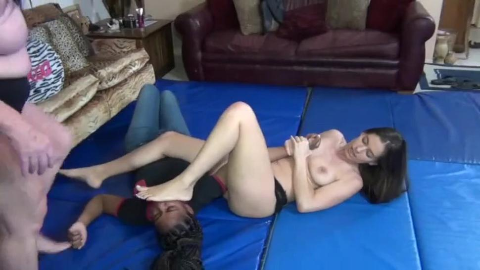 New Stepmom And Stepsister Extremly Humiliate Stepdaughter