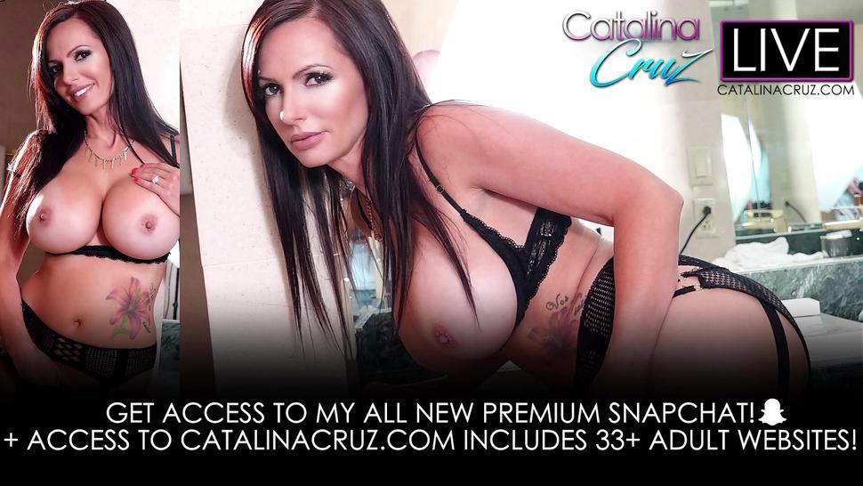 Housewife anal addiction needs satisfaction in Las Vegas  Catalina Cruz