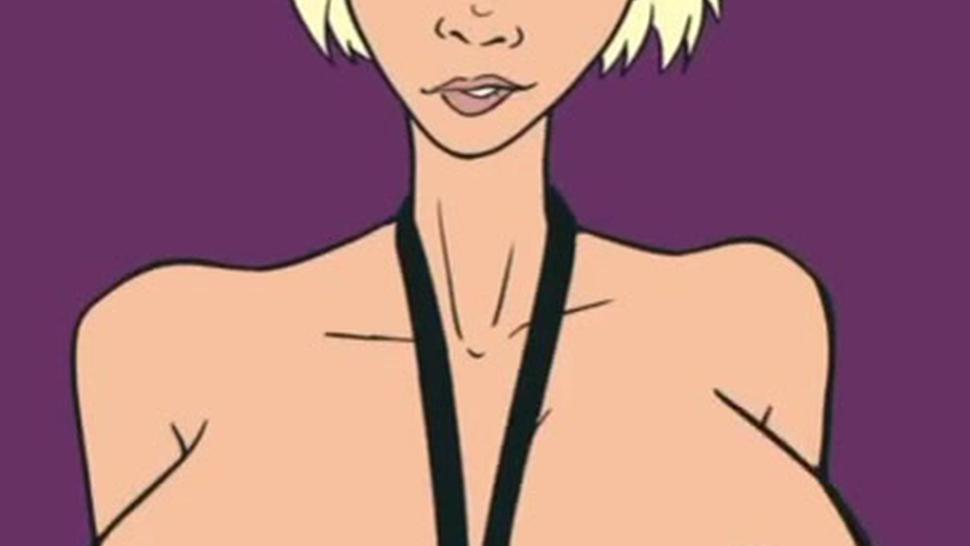 Breast Expansion GIF Speedpaint, Drawing Process Vertical Video