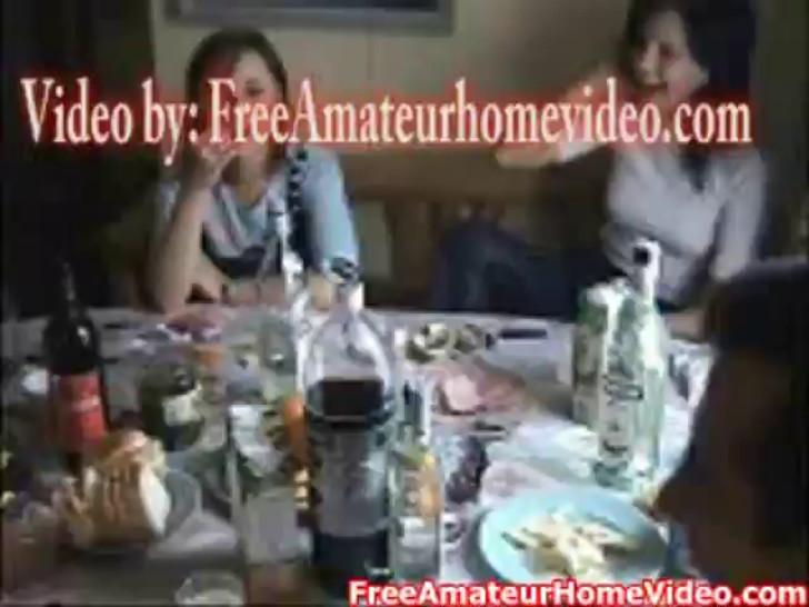 Russian student orgy part 1